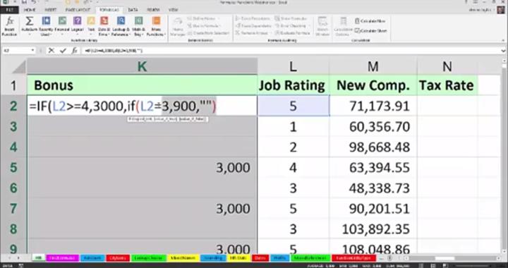 Webinar image: Mastering Excel Formulas and Functions