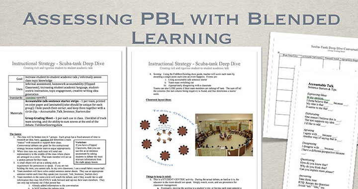 Project-Based and Blended Learning: A Recipe for Student Achievement