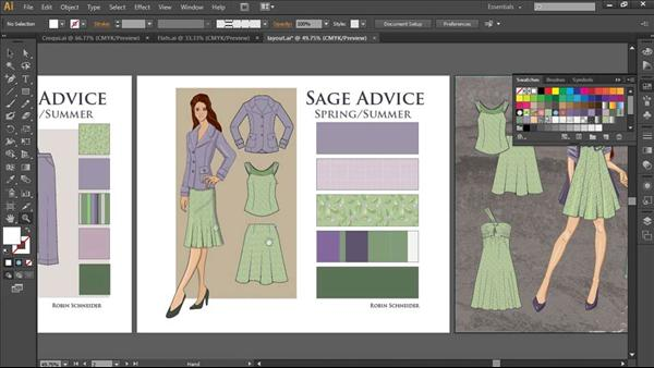 Illustrator For Fashion Design Drawing Flats
