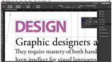 watch trailer video for InDesign CC Essential Training