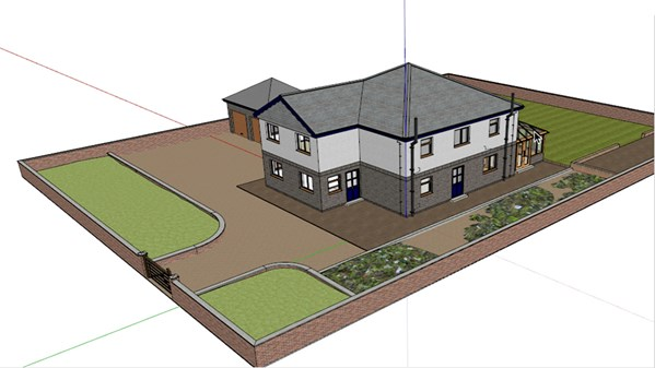 Sketchup For Architecture Layout Lynda Com