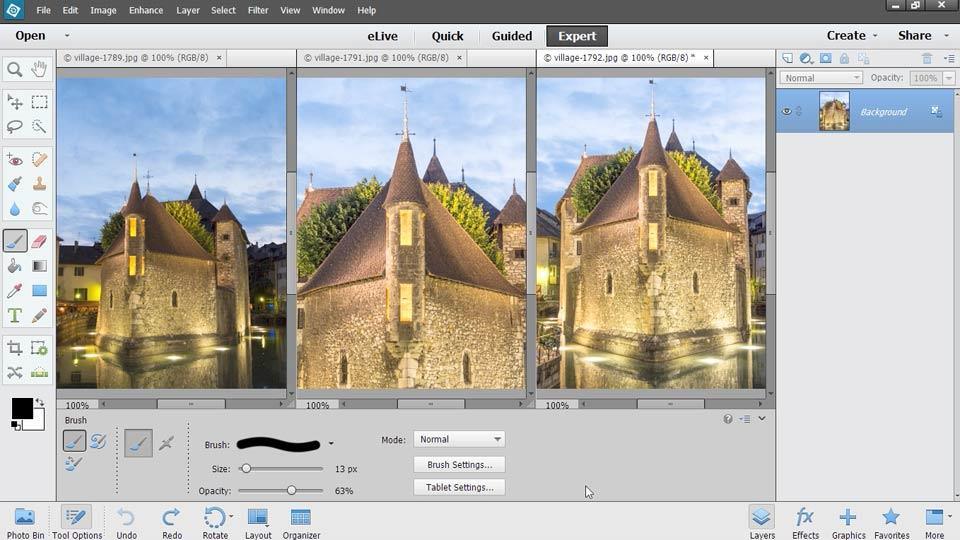 How to make 3d images in photoshop elements 10 — photo 1