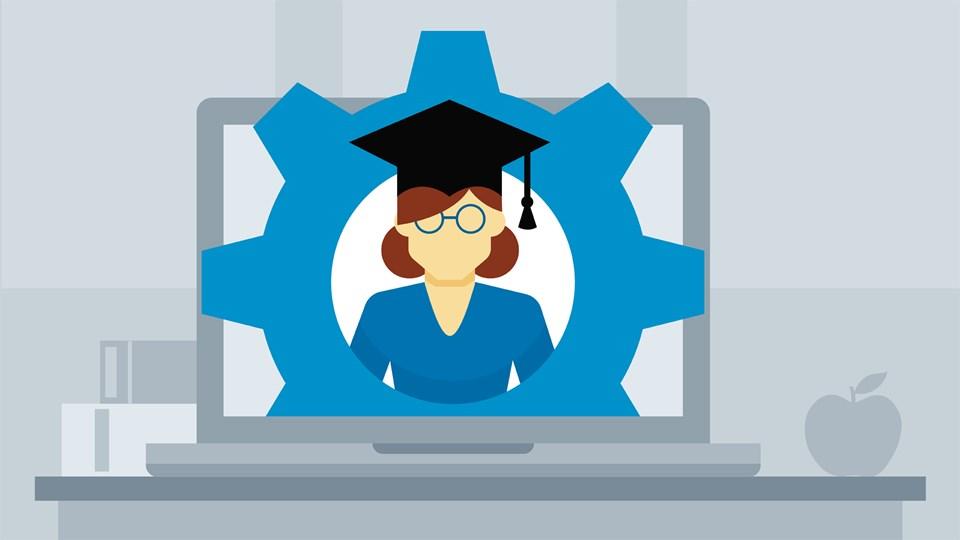 moodle online courses classes training tutorials on lynda