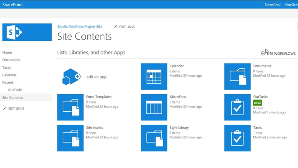 Sharepoint Online Courses Classes Training Tutorials