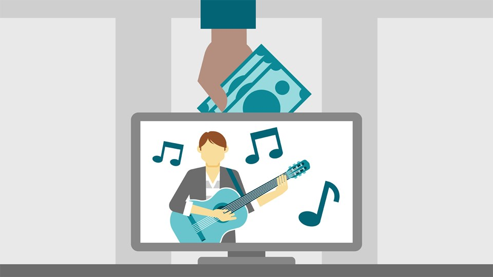 Music Business - Online Courses, Classes, Training, Tutorials on Lynda