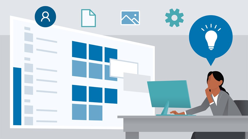 Computer Skills (Windows) - Online Courses, Classes