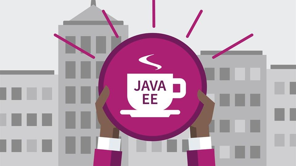 طلب كورس Bienvenue dans Découvrir Java Enterprise Edition