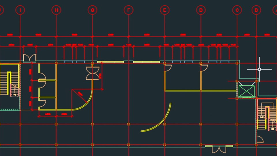 Autocad online courses classes training tutorials on for Basic cad online