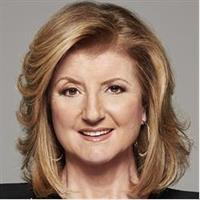 image of author Arianna Huffington
