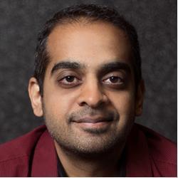 image of author Ravi Subramanian