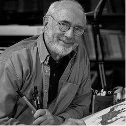 image of author Ed Emberley