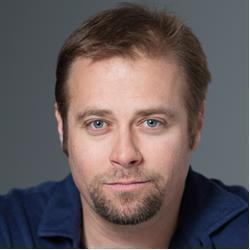 image of author Gabriel Corbett