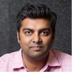 image of author Mithun Prasad