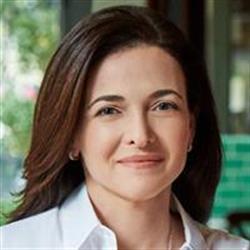 image of author Sheryl Sandberg