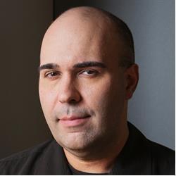 image of author Richard Harrington