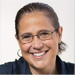 image of author TeachMeGIS with Jennifer Harrison