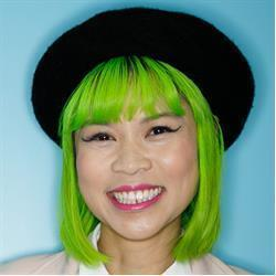 image of author Goldie Chan