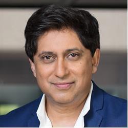 image of author Srini Pillay