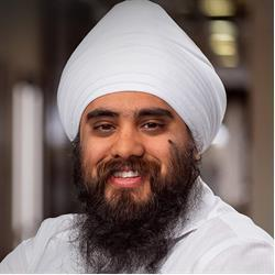 image of author Gurinder Singh Mann