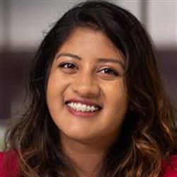 image of author Sravanti Tekumalla