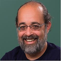 image of author Amihai Levin