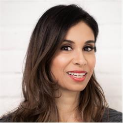 image of author Leila Gharani