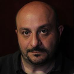 image of author Dariush Derakhshani