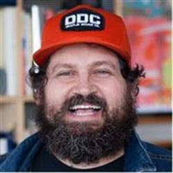 image of author Aaron Draplin