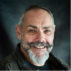 image of author Tony Harmer