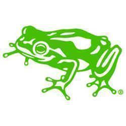 image of author frog