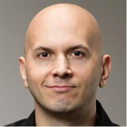 image of author Mike Pfeiffer