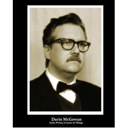 image of author Darin McGowan