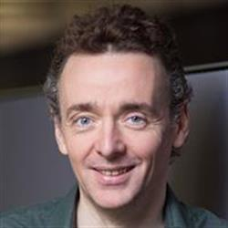 image of author Dermot O' Connor
