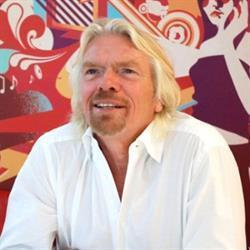 image of author Richard Branson