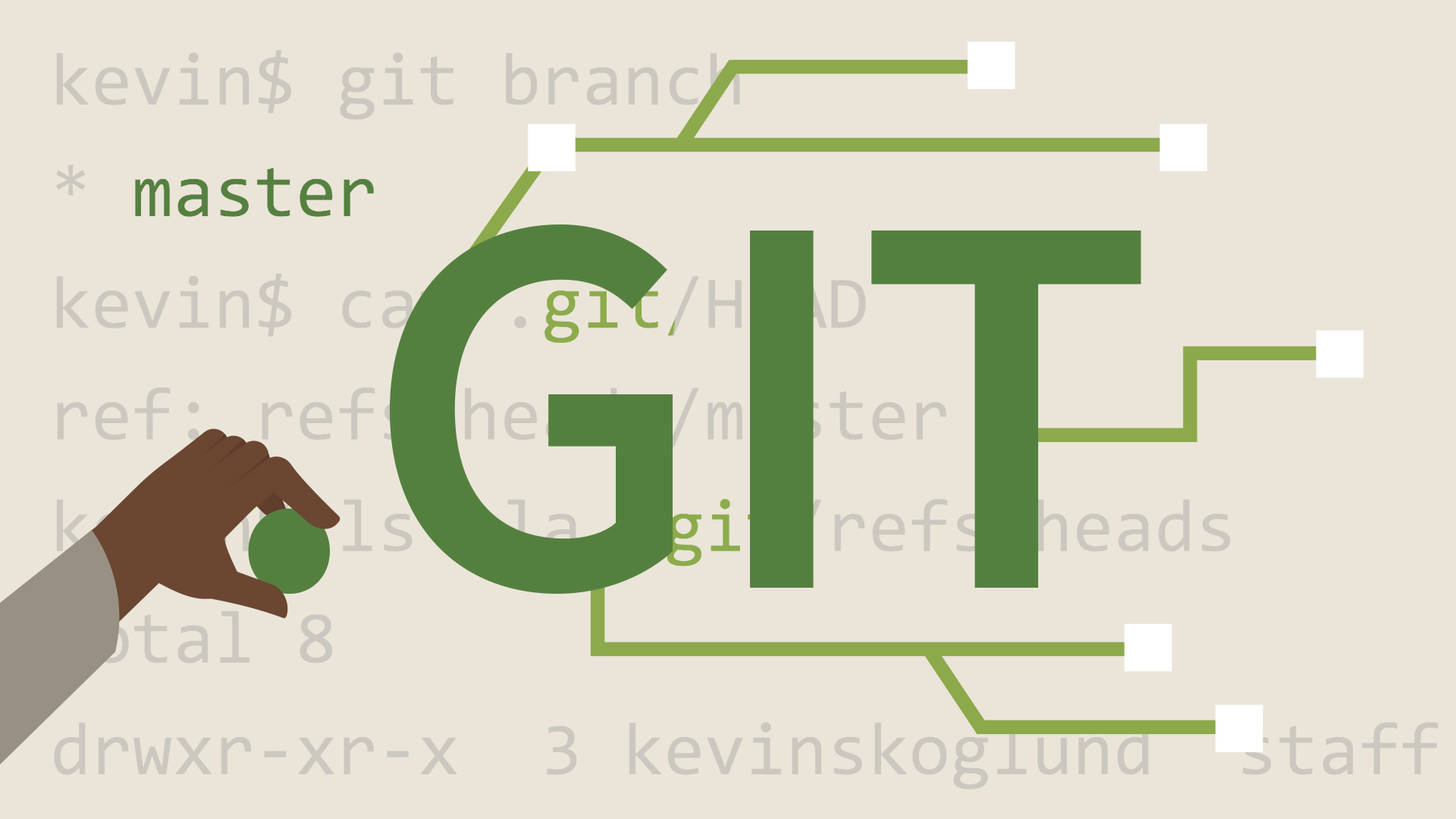 Git Essential Training (2012)