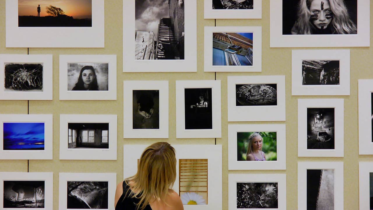 Matting framing and hanging your photographs solutioingenieria Gallery