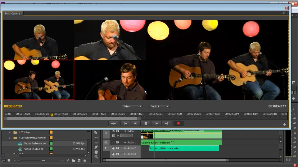 Welcome: Premiere Pro CS6 New Features