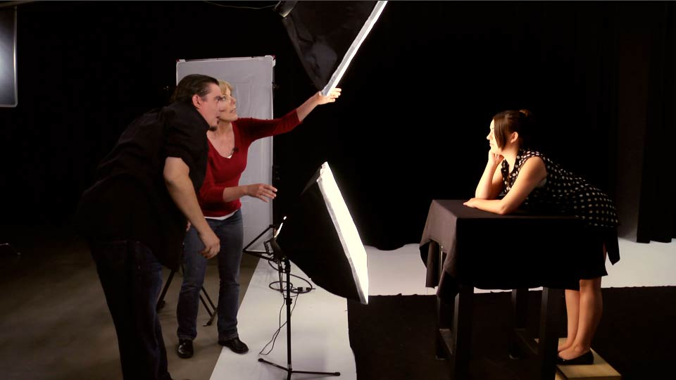 Welcome: Lighting for Photographers: Portraiture