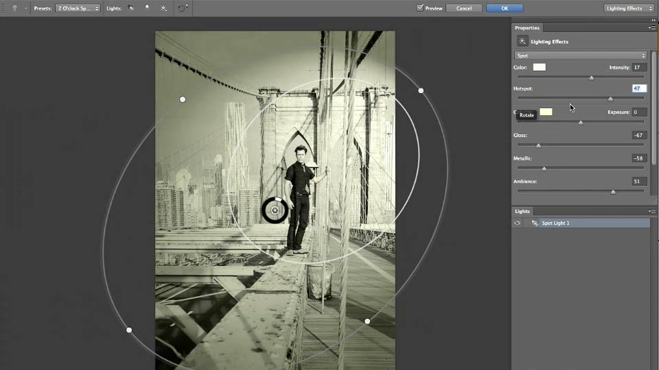 : Photoshop for Photographers: Creative Effects