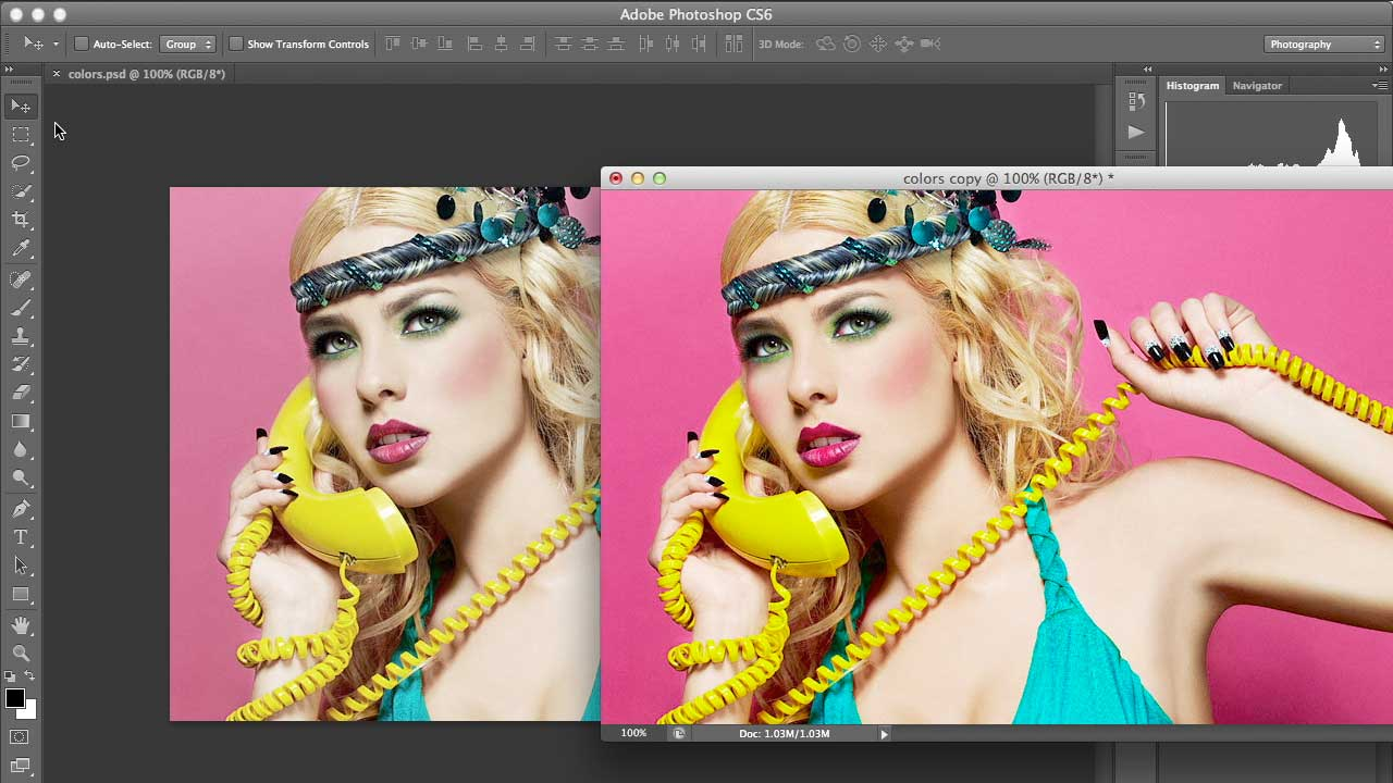 Welcome: Photoshop for Photographers: Portrait Retouching