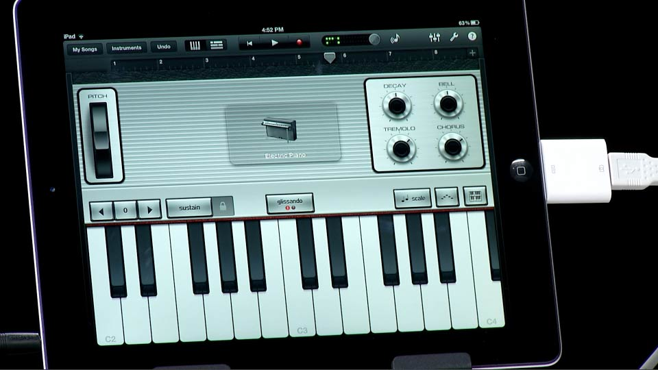 Welcome: iPad Music Production: Inputs, Mics, and MIDI