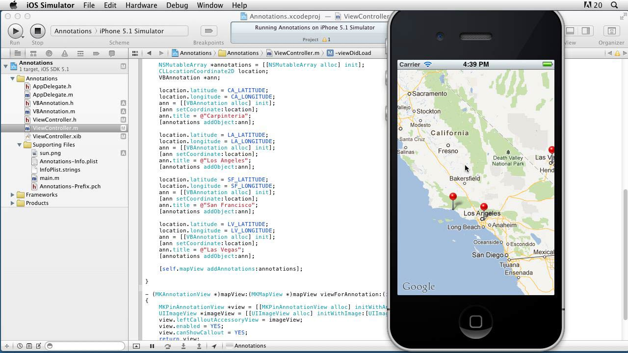 Welcome: iOS SDK: Building Apps with MapKit and Core Location