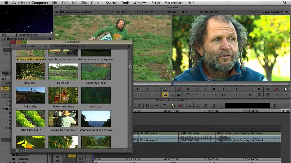 Welcome: Documentary Editing with Avid Media Composer