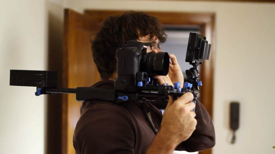Welcome: Up and Running with DSLR Filmmaking