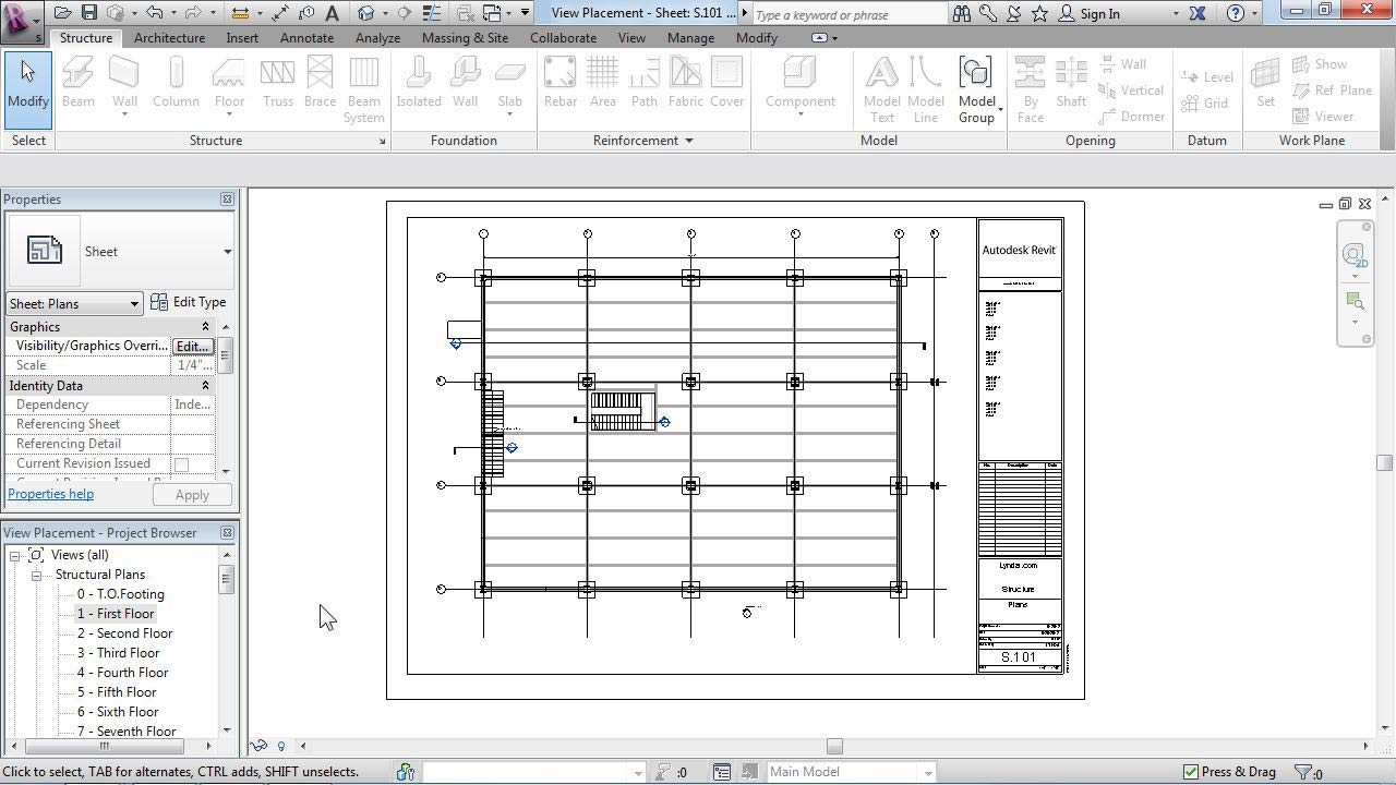 Welcome: Revit Structure 2013 Essential Training