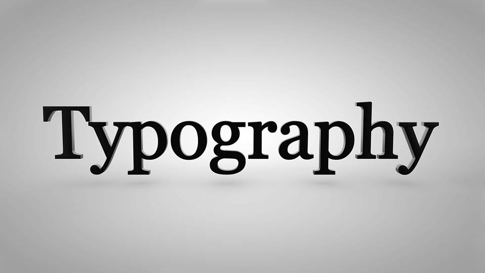 : Foundations of Typography