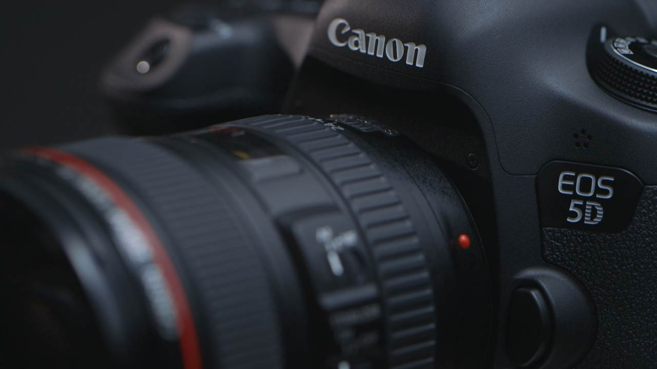 Welcome: Shooting with the Canon 5D Mark III