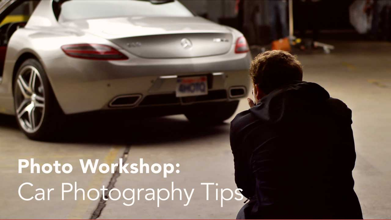 Course preview: Photo Workshop: Portrait of an Exotic Car