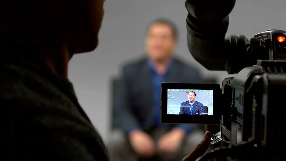 Welcome: On Camera: Develop Your Video Presence