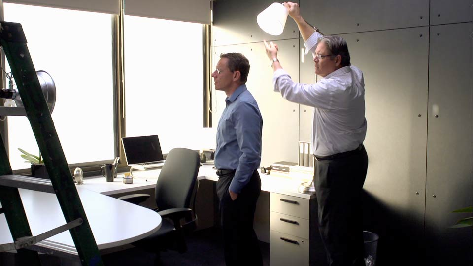 Welcome: On Camera: Video Lighting for the Web